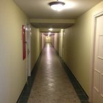 looks like the hall of the shining