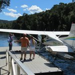  Seaplane on Gordon River