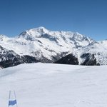  Panoramique piste &#39;Mont-Blanc&#39;