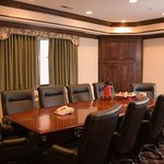 Executive Meeting Room with Seating for Ten