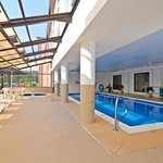 Indoor Pool & Hot Tub