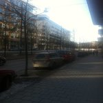  Surrounding area near Park Inn Hotel, Hammarby,Stockholm