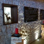 Decoration wine bar
