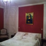  La Mona Lisa room