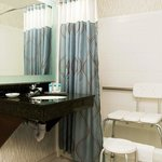  Mobility/Hearing Accessible Guest Bath