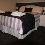  All rooms tastefully decorated and modern