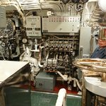 Inside the USS Bowfin Submarine in Pearl Harbor, Hawaii