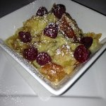  Bread Pudding...Do not leave without getting. Best in state.