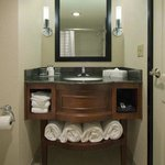  King Executive Bathroom Vanity