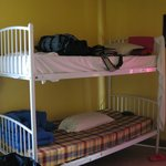  Nosso quarto - Dorm 4 pessoas Ensuite