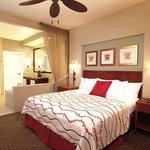 Master Bedroom Bath and Bed