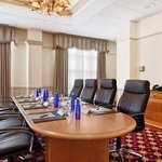  Burgundy Board Room