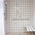  Accessible Rooms Shower