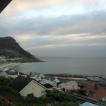 Overlooking Fish Hoek