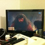 Hagrid and Harry speaking Japanese! =D