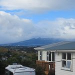 Mount Egmont from 16 Havelock Rd