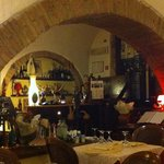  Scorcio interno del ristorante