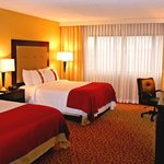  Brand new rooms with two QUEEN beds at the Holiday Inn Evansville