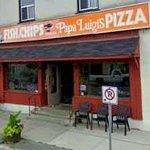 Papa Luigi Pizza and Fish &amp; Chips