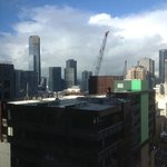  view from 2107 with Eureka skytower in the distance