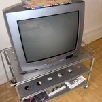 TV set from last century!