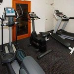 Fitness Room WSauna