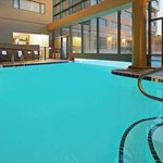  Indoor/Outdoor Heated Swimming Pool