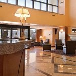  4-Story Atrium Lobby is gateway to 171 spacious guestrooms