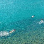  esto es snorkel en Loreto, bcs