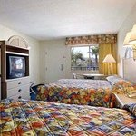 Standard Two Queen Bed Room