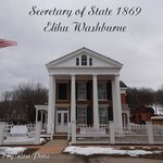  Elihu Washburne&#39;s House, Secretary of State 1869