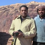 My friend sunil and  guide Ali