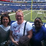 First NFL Game, Lol