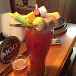 The &quot;Bloody Bear&quot; Bloody Mary