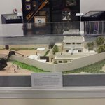 Mock Up of Bin Laden Compound