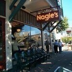 The entrance of Nagle's