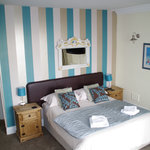 room 18 Large double with fantastic sea views