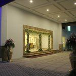 entrance of Quality in viha hotel