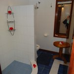  Salle de bain chambre standard
