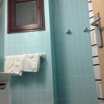  Bathroom (shower) at Pension Radio