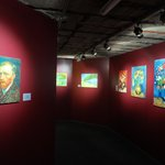 Van Gogh exhibition part two
