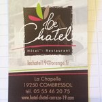 Foto Hotel Restaurant Le Chatel