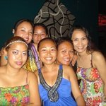 miss all girls @ lava lounge