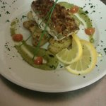 Herb Crusted Cod - Chef's Special