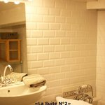  La Suite N2 Salle de bain en duplex