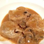  ravioli giganti di carne con funghi