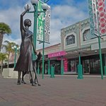 Shelia the Face of Napier, see for yourselves.