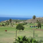 Vista desde el hotel del campo de Golf Buenavista del Norte