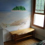 Get A Way Room wall mural
