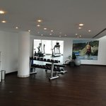 Fitness room - looking to the left